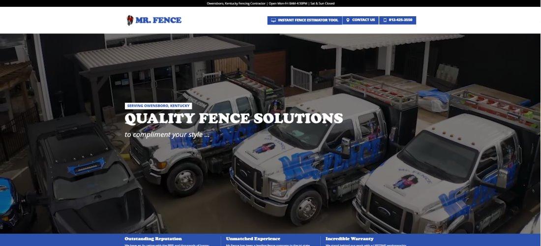 Owensboro Kentucky Fence Company